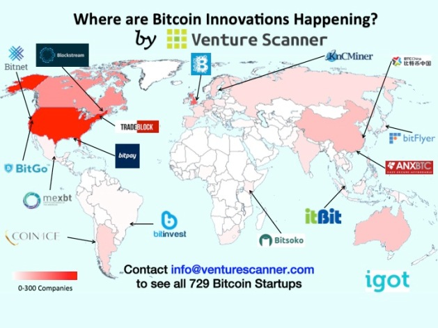 Bitcoin Geography