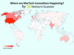 MarTech Geography