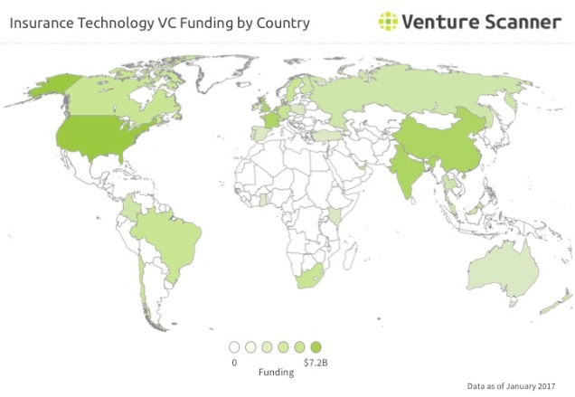insurtech-vc-funding-by-country