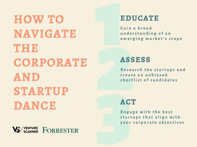 How to Navigate the Corporate and Startup Dance